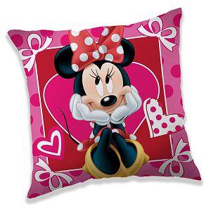 Jastuk mekani Minnie 40x40cm 012277