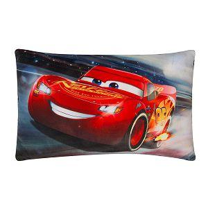 Jastuk ukrasni s LED svjetiljkama 40x26cm CARS