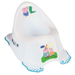 Kahlica glazbena Tega Baby Peppa Pig bijela/plava