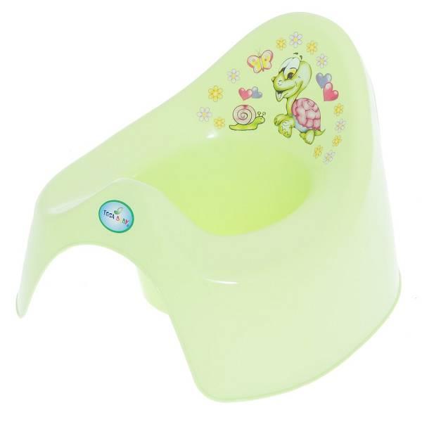 Kahlica za bebe kornjača Tega Baby zelena