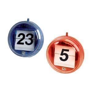Kalendar stolni okrugli Fact Brunnen plavi