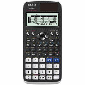 KALKULATOR CASIO FX-991EX tehnički,552 funkcije+bilježnica spiralna A5 +Pentel tehnička olovka 0.7mm
