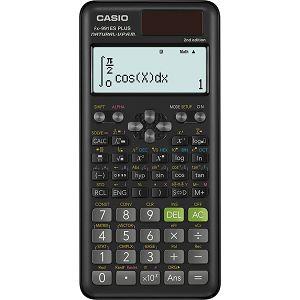 KALKULATOR CASIO FX-991ES Plus 2nd edition, tehnički 417 funkcija, novi
