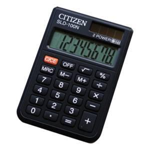 Kalkulator džepni Citizen SLD-100N
