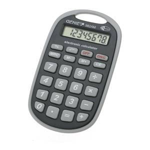 Kalkulator džepni Genie GE-982AM