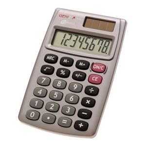 Kalkulator džepni Genie GE-510