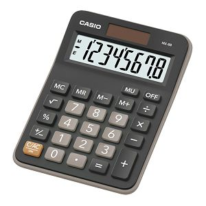 Kalkulator stolni 8 mjesta CASIO MX-8B