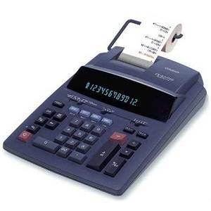Kalkulator stolni Casio FR-620TEC crni