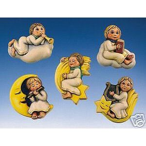 KALUP Creativ-Goetze plastični Anđeli s intrumentom CG 721