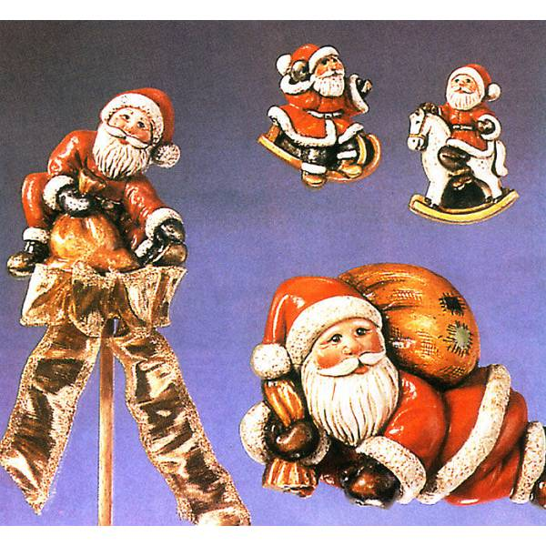 "Kalup ""Djed Mraz"""