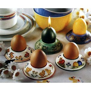 KALUP KeraFlot plastični 2003-008, držač za jaja 230087