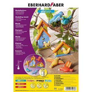 "Kalup ""Ptičice"" Eberhard Faber plastični"