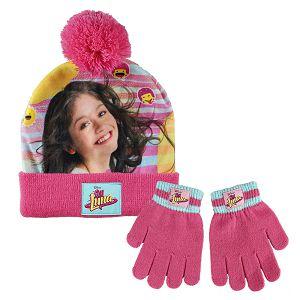 Kapa i rukavice set SOY LUNA