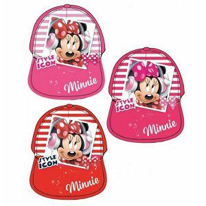 Kapa Minnie Disney šilt 8361 3motiva