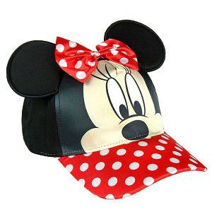 KAPA MINNIE Disney uši, šilt 182718