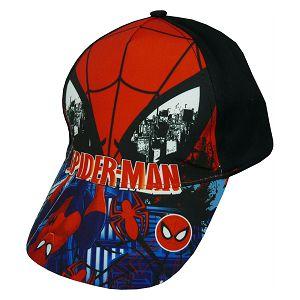 Kapa šilt Spiderman 52-54 236451