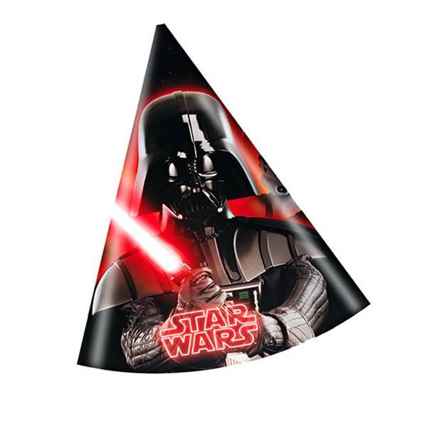 Kapice za dječje rođendane Star Wars 6/1