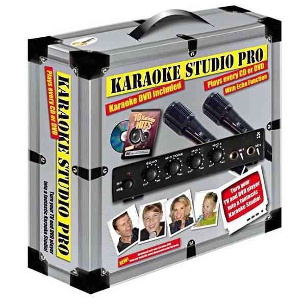 Karaoke set DVD + cd specijal toys