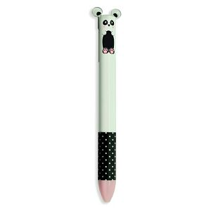 Kemijska olovka 2boje Legami Click&Clack Sweet Panda