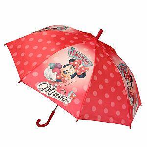 Kišobran djecji Premium aut. pvc drška 48cm Disney Minnie