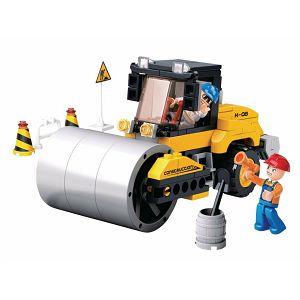 KOCKA SET Sluban M38-B0539 Valjak za ravnanje asfalta 171kom
