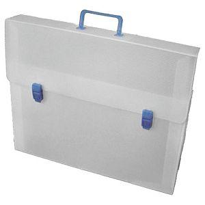 Koferčić PVC Dispaco ECO8 38x27x5cm bijeli