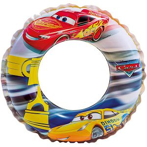 Kolut za plivanje Cars 51cm Intex 402871