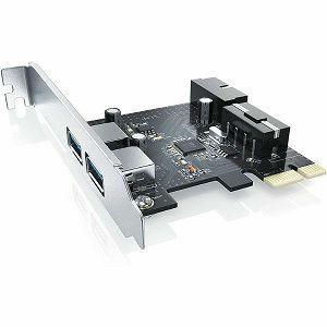 Kontroler Asonic PCI-e, 2-port, USB 3.0