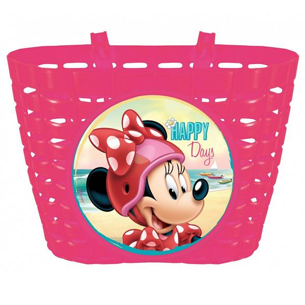 Košara za dječji bicikl Minnie