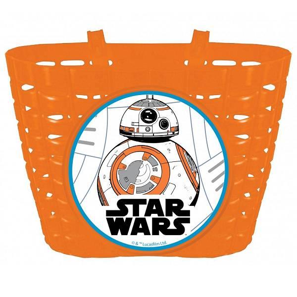 Košara za dječji bicikl Star Wars BB-8