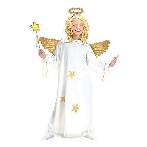 KOSTIM ANGEL STAR 8-10god. Widmann Milano Party Fashion 381876