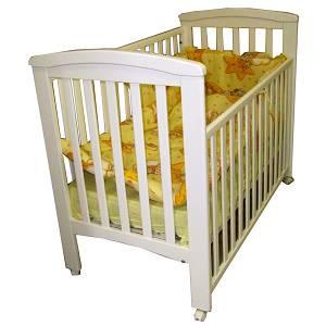 Krevetić dječji DK 87/4 bijeli