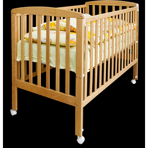 Krevetić dječji DK 87/5 natur