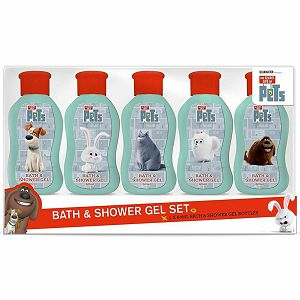 Kupka Pets set 5x60ml