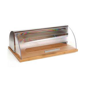 Kutija Bambus za kruh, s poklopcem 5five 478509