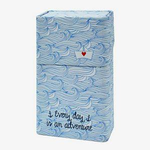 KUTIJA za cigarete limena Legami - Every day is an adventure