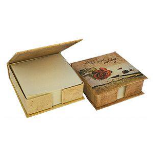 Kutija za papir 95x95 RETRO 3673 4motiva