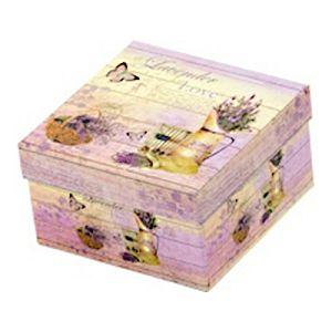Kutija za poklon Love 13.3x13.3x7.9cm