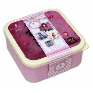 Kutija za užinu 4/1 za mikrovalnu pećnicu Gorjuss