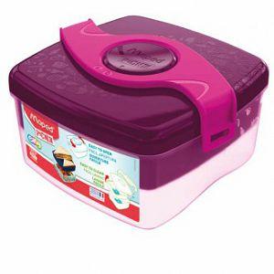 Kutija za užinu Maped Origin, roza