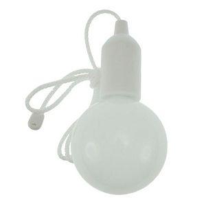 LAMPA LED click 3 AAA 10x19cm bijela