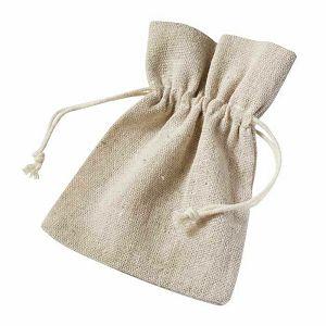 Lanena vrećica 13 x 10 cm