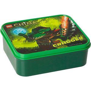 Lego Chima Kutija za užinu, zelena Room Copenhagen 000653