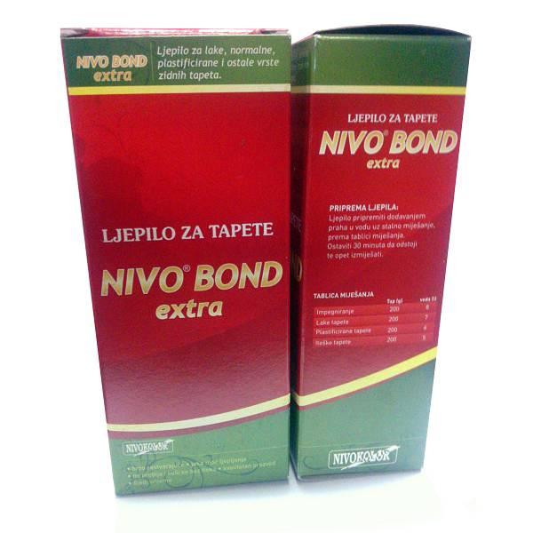 Ljepilo za tapete Nivo-bond extra 200g