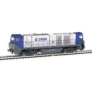 LOKOMOTIVA MEHANO LOCO Diesel Vossloh G2000 POOL-DC T277, profi