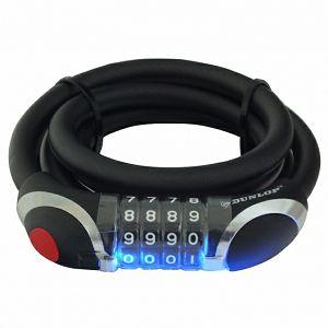 LOKOT ZA BICIKL Dunlop LED 120cm 075587