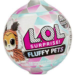 LOL SURPRISE KUGLA iznenađenja Fluffy Pets 559719