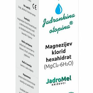 MAGNEZIJ KLORID hexahidrat sa eteričnim uljima 100ml, sprej 064515 Jadrankina otopina