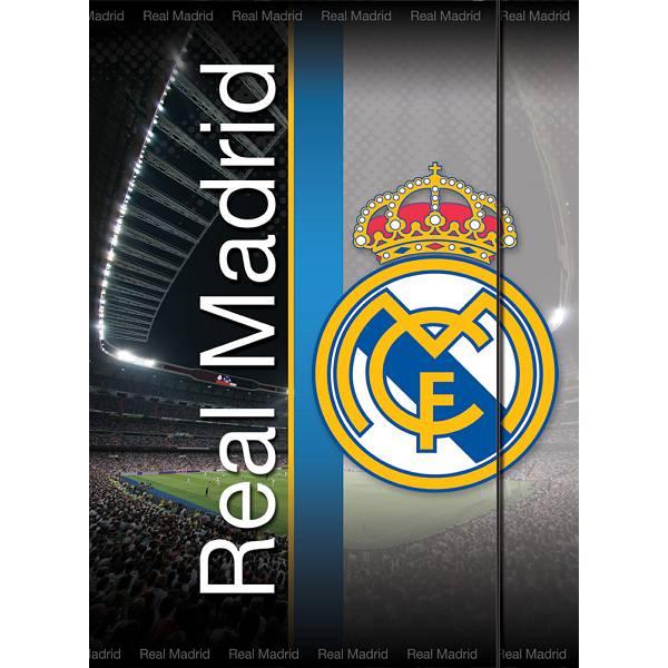 Mapa el. 1cm Real Madrid 61993 P24