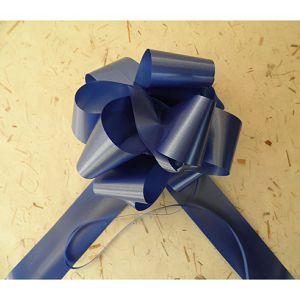 Mašna potezna 5cm tamno plava 1kom